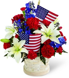 B30-4433 The American Glory Bouquet